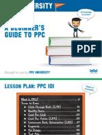 Ppc 101 Final - PPC university