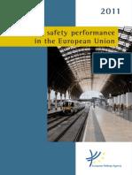 ERA Railway Safety Performance 2011