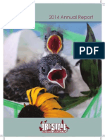 Tri-State Bird Rescue 2014 Annual Report