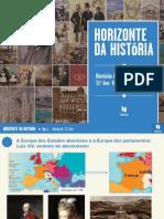 A Europa Dos Estados Absolutistas e a Europa Dos Parlamentos Luís XIV
