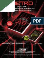 Metro 2033 Manual español