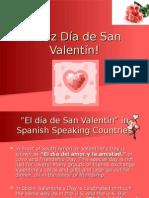 Feliz Día de San Valentin!