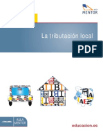Tribtributacion local