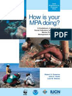 What's your MPA doing?