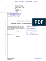CLRB Hanson Industries, LLC et al v. Google Inc. - Document No. 17