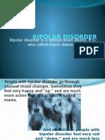Bipolar Disorder Episode Depression