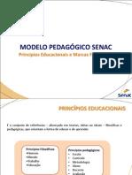 SENAC Principios Educacionais