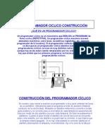 Proyectos Programador Ciclico Construcción