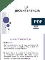 8 La Circunferencia