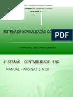 Apresentação 1 - Noçoes Do SNC