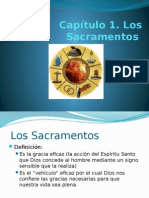 Iniciación a los Sacramentos
