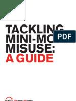 Tackling Mini-moto Misuse