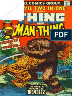 Marvel Two in One 1 Vol 1