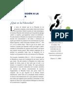 Ficha de Catedra Filosofia