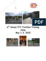 2015 CTC Tri Training Camp Guide