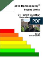 Extract Dr. Vijayakar May 2012