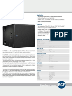 En_TTS28A Spec Sheet