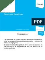U14-U15 Programación III Estructuras Repetitivas 2014