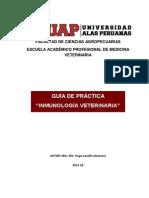 Guía de Prácticas Inmunología Veterinaria UAP