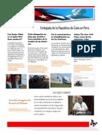 Boletín Cuba de Verdad Nº 58-2015