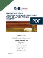 NEGOCIO FAMILIAR DE ACOPIO DE FIBRA DE ALPACA-FAMILIA KANKAPA