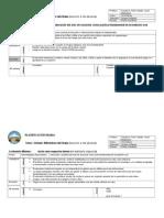 2015 Planificacion Diaria Primero Mapuzugun