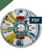 Iridologia Diagramma