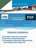Reunión Octubre 2014 - Coordinadoras
