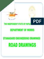 PNG Roads Standard Drawings
