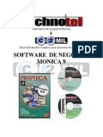 Manual avazado de  Monica 9