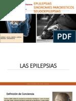 Epiplepsias  Paroxisticos Pseudoepilepsias