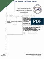 Google, Inc. v. Affinity Engines, Inc. - Document No. 55