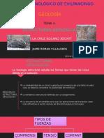 estructuras geologícas