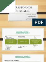 Trastornos de Identidad Sexual (Psicopatología Final)