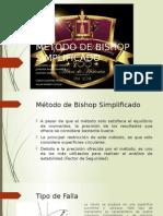Metodo de Bishop Simplificado