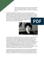 Biografia de Isabel Allende