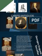 Chefs Antiguos y Contempora