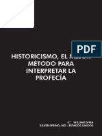 William Shea - Historicismo El Mejor Metodo...
