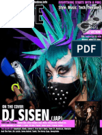 THE DOSE magazine - Issue 1 (Tokyo)