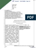 Motown Record Company, L.P. et al v. Does 1 - 124 - Document No. 11