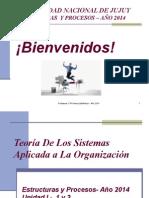 estructura y procesos
