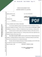 Digital Envoy Inc., v. Google Inc., - Document No. 365