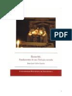 Calles Garzon, Juan José - Resucitó. Fundamentos de Una Teología Cantada