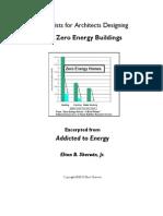 Net Zero Energy Buildings Sherwin Rev 3