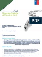 Estudio Compensaciones Sector Publico Deloitte 2012