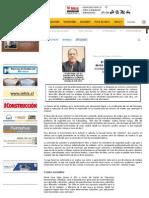 El Devenir de Los Sistemas de Moldaje y Andamios en Chile