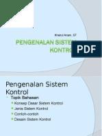 Bag 1 Pengenalan Sistem Kontrol.ppt