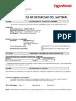 HOJA DE MSDS 1