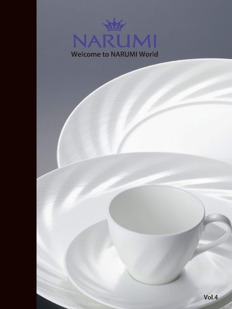 & Narumi Catalogue Vol 4 Light