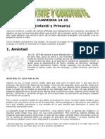 CUARESMA 2015 Infantil y Primaria